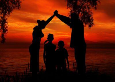 La separazione vista dai figli